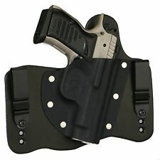 FoxX Leather & Kydex IWB Hybrid Holster EAA Witness .45 Steel Only Black Right