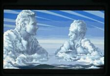 Waking Life Animation Feature Cloud People Talking Original 35mm Transparency