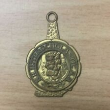 1976 Soccer Champs Nh Interscholastic Athletic Assn Fob / Charm Old Man Mountain
