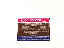 Food Coloring Powder Dust Tint for Making Cup Cake Cream Icing Baking Decor.