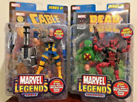 Deadpool & Cable - Marvel Legends Series VI - X-Men Vs. Justice League  😱 HURRY