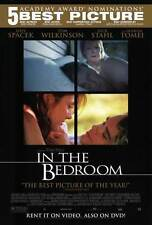 IN THE BEDROOM Movie POSTER 27x40 Sissy Spacek Tom Wilkinson Nick Stahl Marisa