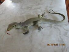 Aaa Realistic Rubber Monitor Lizard. 14 Inches Made in China