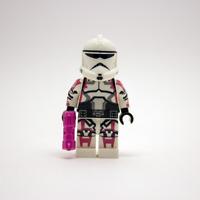 Lego Star Wars Custom Recon Clone Trooper with Blaster