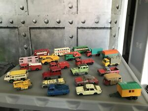 Matchbox Regular Wheels 1-75 Assorted Lot Vintage Diecast L@@K