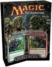 Elves vs. Goblins Duel Deck (ENGLISH) FACTORY SEALED BRAND NEW MAGIC ABUGames