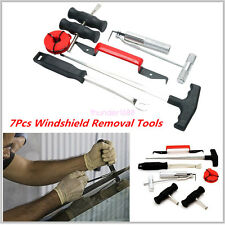 7 Pcs One Set DIY Professional Automotive Windshield Wind Glass Removal Hand Kit