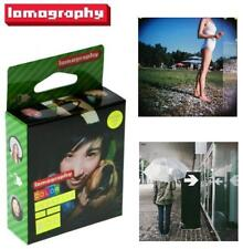 3 Rolls Lomography LOMO Color 800 ISO Negative 120 Medium Format Print Film