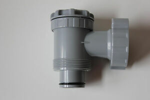 COLEMAN ON OFF PLUNGER VALVE ONLY SWIMMING POOL FILTER PUMP REPLACEMENT POOLS