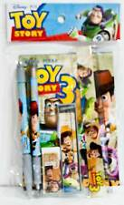 Disney Pixar Toy Story3 Woody Buzz Lightyear 6Pcs. Stationary Set Party Supplies