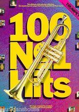 Libro Musicale 100 No.1 Hits con Spartiti Per Tromba  Lezioni