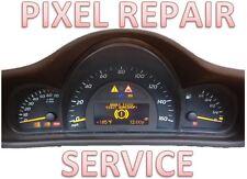 Mercedes Benz W203 C-Class Instrument Cluster LCD Display Pixel Repair Service