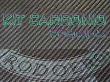 KIT COMPLETO CARBONIO - PREMIUM - TWILL