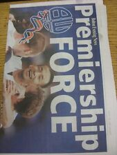 15/05/2006 Bolton Wanderers: Bolton Evening News, Premiership Force 24 Page Revi