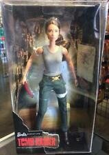 Lara Croft TOMB RAIDER  Barbie Signature Mattel 12 Inch