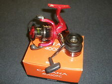 Shimano Catana 4000 FC Front Drag Reel + Spare Spool Fishing tackle