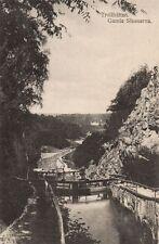 15745/ Foto AK, Trollhättan, Gamla Slussarna, ca. 1910