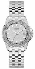 Guess Watches Ladies Sprinkle Women's Quartz Stainless Steel Watch W1235L1