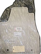 LEXUS OEM FACTORY FLOOR MAT SET 2004-2006 RX330 2007-2009 RX350  LIGHT GRAY