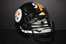 PITTSBURGH STEELERS Custom Game Suspension Vintage JACK LAMBERT Football Helmet