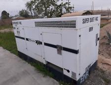 Coleman Air Compressor / Generator (Cj4T-60Sq) 891 Hours *No Battery* 60Kw