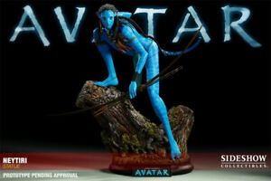 Neytiri Polystone Statue Collector Edition – AVATAR – Sideshow Collectibles