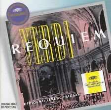 VERDI: REQUIEM - FERENC FRICSAY / CD - TOP-ZUSTAND