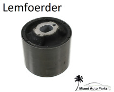 BMW e46 e83 e85 Rear Axle Differential Subframe Support Bushing Mount Lemfoerder