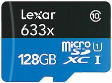 SDXC Handy-Speicherkarten mit UHS Speed Class 1