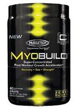 MuscleTech MyoBuild Super-Concentrated Post-Workout Grape 40 Serv 0.76lbs 344gms