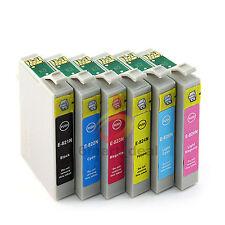 14x Compatible Ink Cartridge for Epson TX650 TX710W TX810FW TX820FWD Printer AU