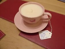 Home Made Scented Candle - Vanilla Scent - Paraffin Wax