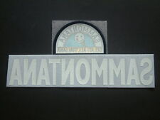 Patch Sponsor Official' Sammontana Inch Lextra Empoli 1997-1998
