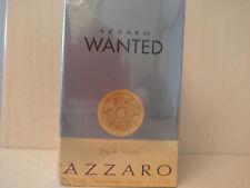 AZZARO WANTED 100ML Eau de Toilette Pour Homme Spray Men EDT