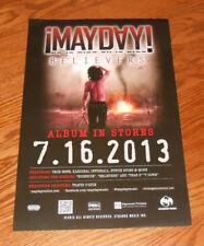 ¡Mayday! Believers Poster 2013 Promo 11x17 Hip Hop