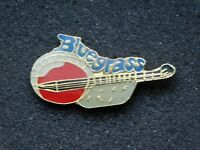 VINTAGE METAL PIN BLUEGRASS BANJO