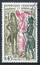 STAMP / TIMBRE FRANCE OBLITERE N° 1729  HISTOIRE DE FRANCE