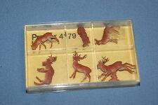 Preiser 179 Set Deer