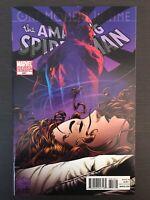 Amazing Spiderman #641 Variant 2010 Marvel Comic Book Mary Jane Spider-man