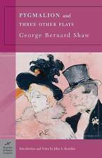 Pygmalion and Three Other Plays (Barnes & Noble Classics) Shaw, George Bernard