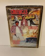 CRONICAS DE UN CHOLO FACTORY SEALED DVD! FREE SHIPPING INCLUDED HERE! LAST ONE!!
