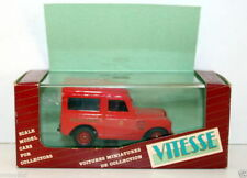 VITESSE 1/43 - 474.2 LAND ROVER 1960 - ROYAL MAIL - RED BOX