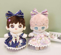 20cm KPOP WANNA ONE Daniel EXO JUNGKOOK Plush Doll's Clothes Dress suit【no doll】