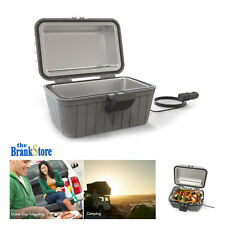 Electric Lunch Box Car Food Warmer 12 Volt Heated Meal Container Portable Stove
