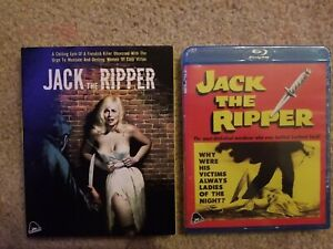 Jack the Ripper Limited Edition 1959 Bluray with Slipcover Severin
