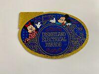 Vintage Disneyland Electrical Parade Mickey Minnie Mouse Sticker Walt Disney NEW