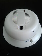 HD 5MP Smoke Detector Covert Hidden IP Network Surveillance Spy Camera POE Audio