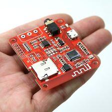 Bluetooth Audio Receiver Board Module USB TF MP3 WMA,WAV FLAC Decoder Player