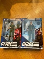 GI Joe Classified Flint & Lady Jaye Set #25, #26 *IN HAND!* Lot Fast ship!