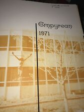 1971 AQUINAS HIGH SCHOOL  YEARBOOK SOUTHGATE MI